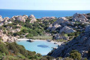 mete più ambite estate 2017: Arcipelago de La Maddalena / Caprera / Cala Napoletana