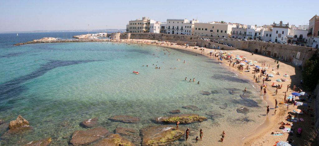 mete più ambite estate 2017: Gallipoli (Puglia)