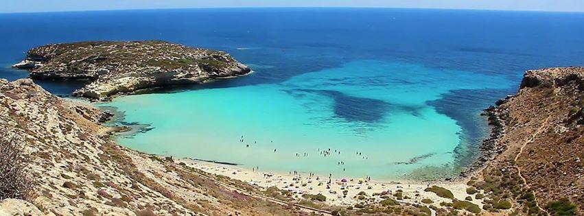 Spiagge italiane più belle: Isola dei Conigli (Lampedusa-Sicilia)