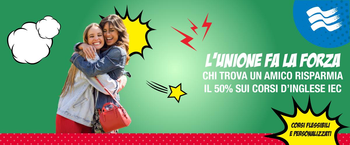 Corso di inglese Milano: l'unione fa la forza!