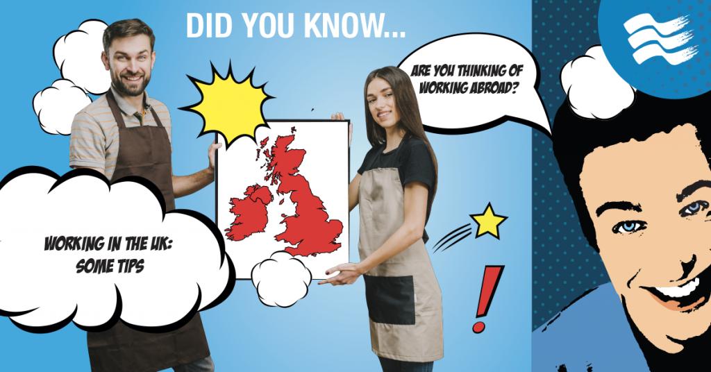 Di cosa hai bisogno per lavorare nel Regno Unito?