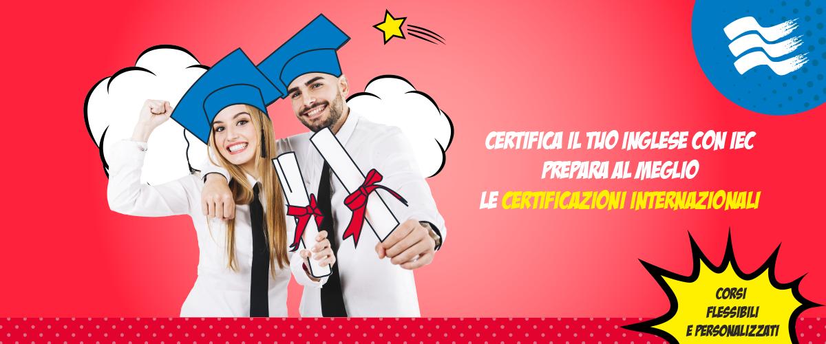 Preparazione certificazione di inglese